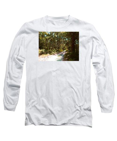 Woodsy Trail Long Sleeve T-Shirt