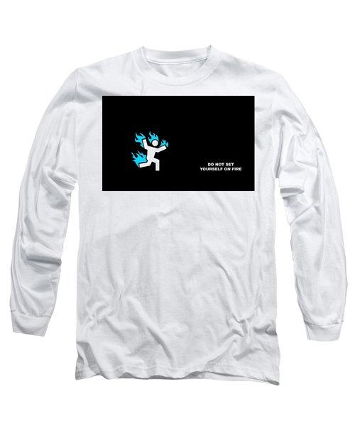 Words Long Sleeve T-Shirt