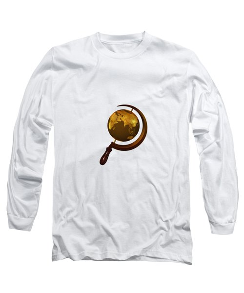 Workers Of The Globe Long Sleeve T-Shirt