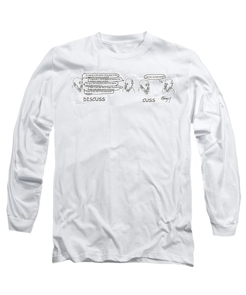 Working It Out Long Sleeve T-Shirt