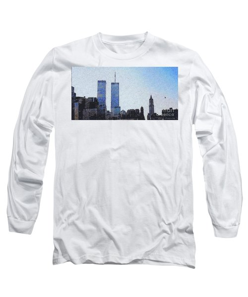 World Trade Center Once Upon A Time... Long Sleeve T-Shirt