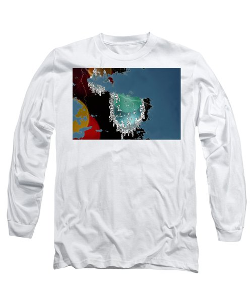 World Where Are You Long Sleeve T-Shirt