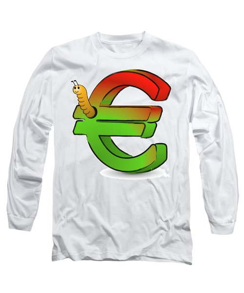 Wormy Euro Long Sleeve T-Shirt