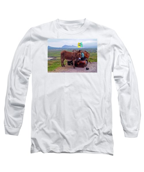 Would You Like A Ride In Ireland Long Sleeve T-Shirt
