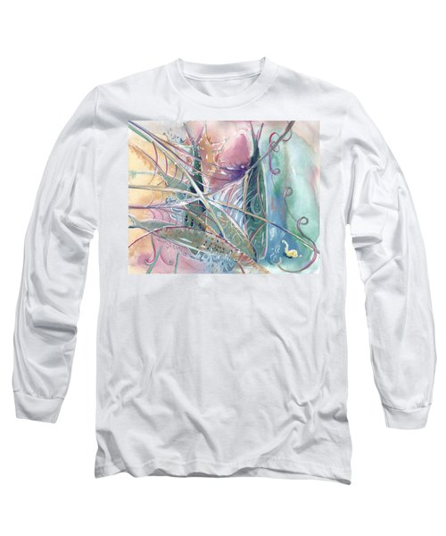 Woven Star Fish Long Sleeve T-Shirt