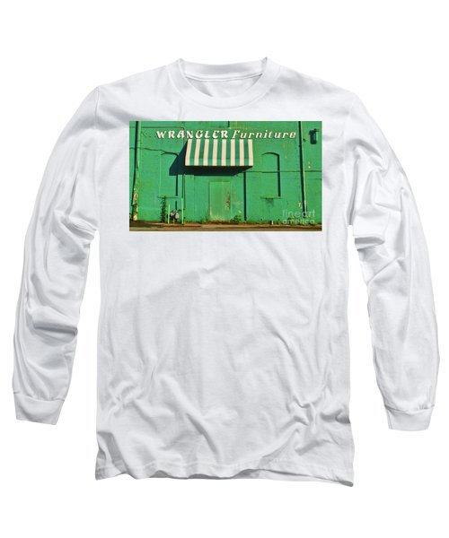 Wrangler Furniture Long Sleeve T-Shirt