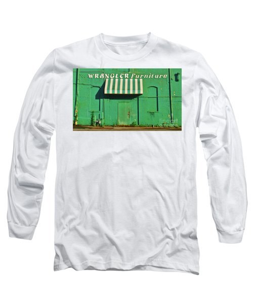 Wrangler Furniture Long Sleeve T-Shirt