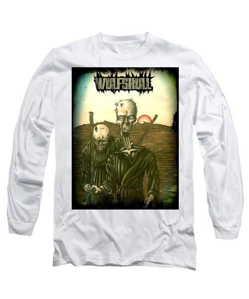 Wulfskull #1 Long Sleeve T-Shirt
