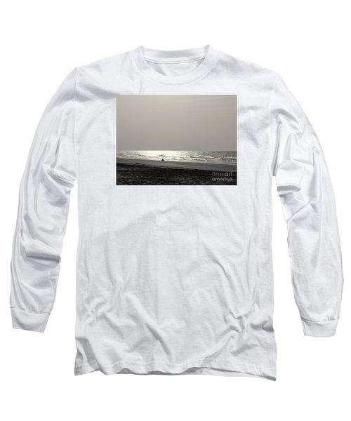 Y O L O Long Sleeve T-Shirt by Mim White