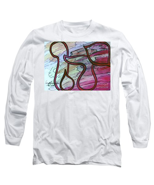Yahu Lord  Long Sleeve T-Shirt