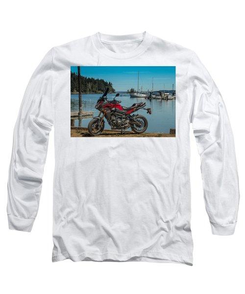 Yamaha Fj-09 .6 Long Sleeve T-Shirt