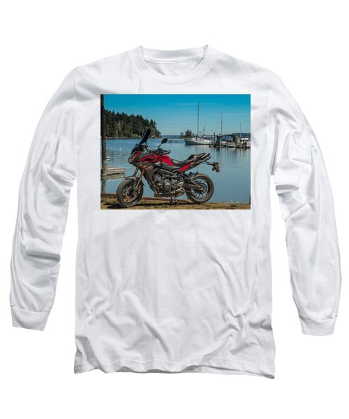 Yamaha Fj-09 .6 Long Sleeve T-Shirt