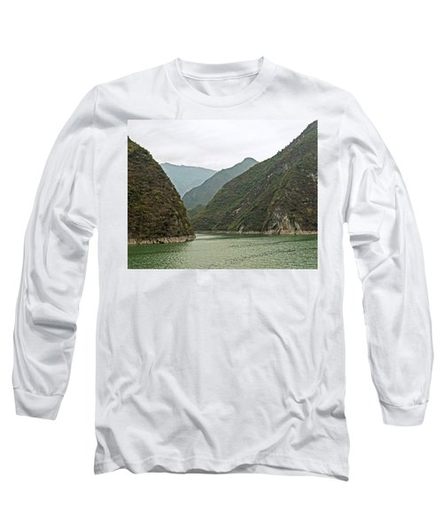 Yangtze Gorge Long Sleeve T-Shirt