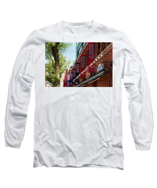 Yawkee Way Long Sleeve T-Shirt