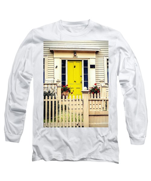 Yellow Door Long Sleeve T-Shirt