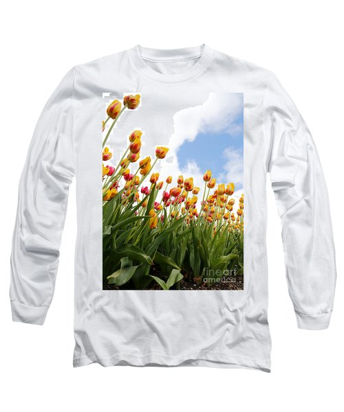 Long Sleeve T-Shirt featuring the photograph Yellow Fever by Robert Pearson