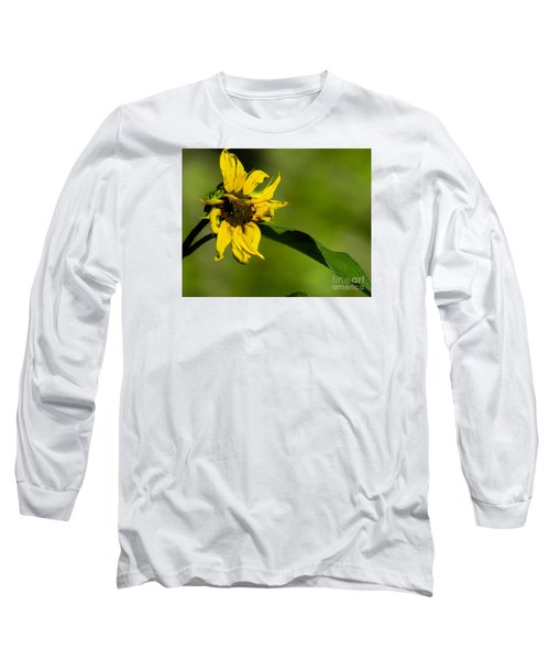 Yellow Flower 1 Long Sleeve T-Shirt