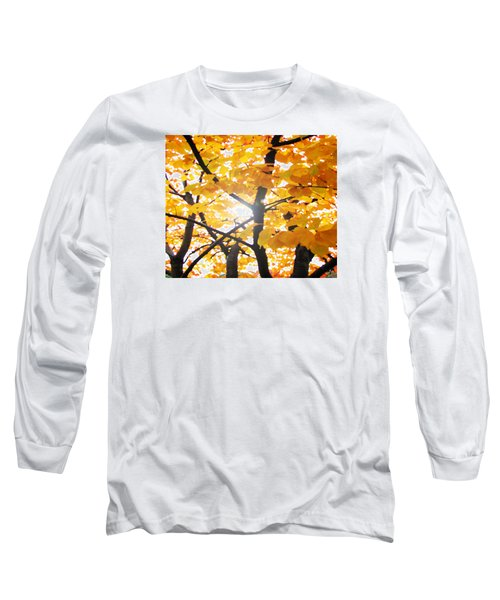 Long Sleeve T-Shirt featuring the photograph Yellow Light by Patricia Arroyo