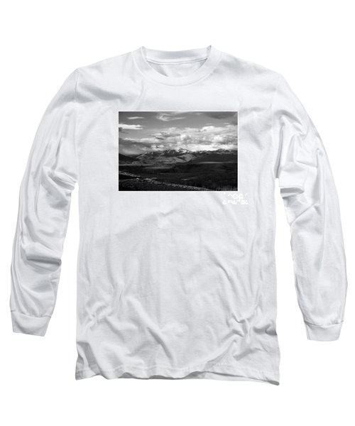 Yellowstone National Park Scenic Long Sleeve T-Shirt