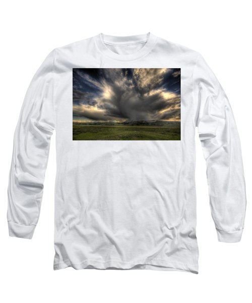Yellowstone Storm Long Sleeve T-Shirt