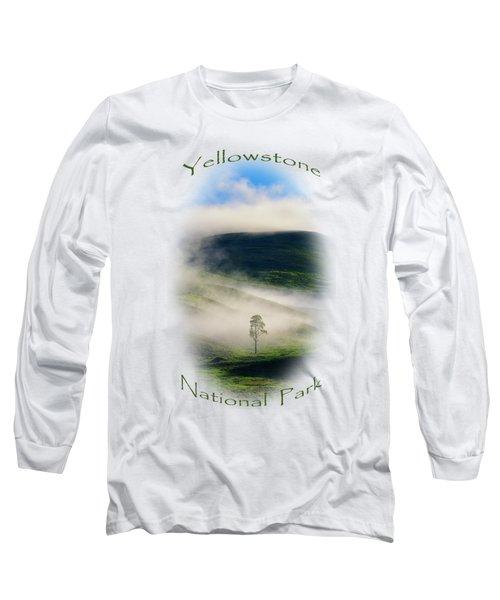 Yellowstone T-shirt Long Sleeve T-Shirt