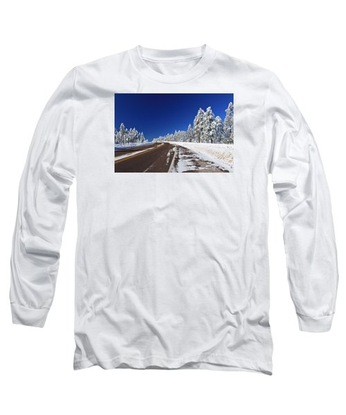 Yes Its Arizona Long Sleeve T-Shirt