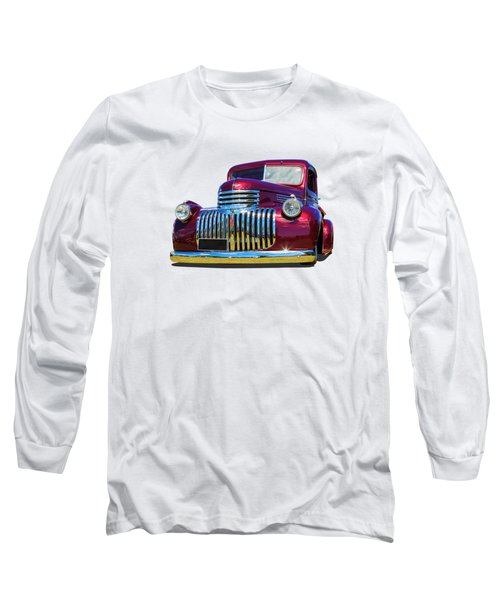 Yes Please Long Sleeve T-Shirt