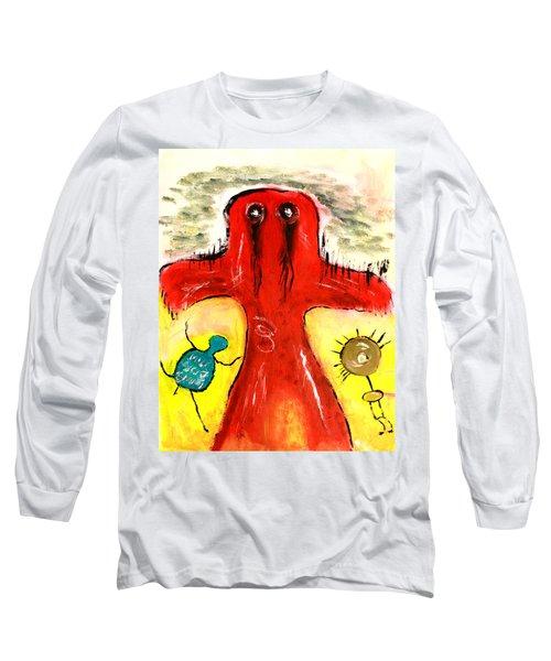 Windigo The Trickster Long Sleeve T-Shirt