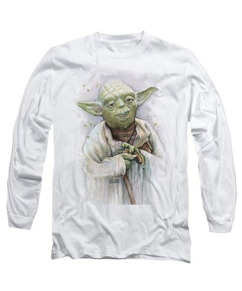 Yoda Long Sleeve T-Shirt
