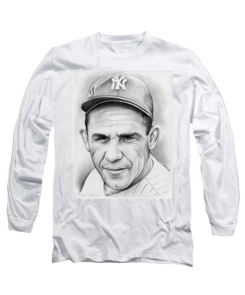 Yogi Berra Long Sleeve T-Shirt