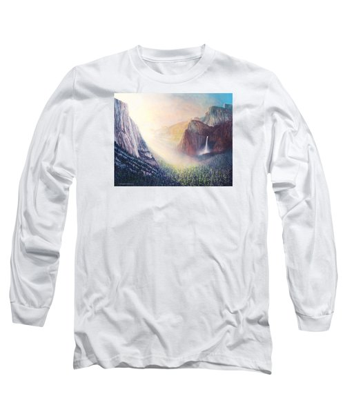 Yosemite Morning Long Sleeve T-Shirt