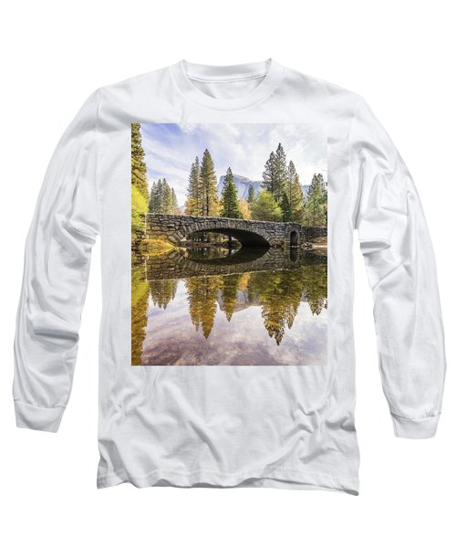 Yosemite Reflections Long Sleeve T-Shirt