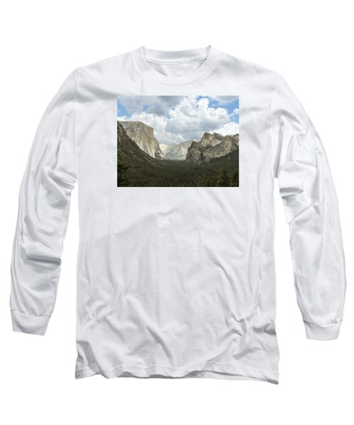 Yosemite Valley Yosemite National Park Long Sleeve T-Shirt