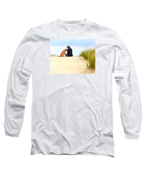 Long Sleeve T-Shirt featuring the photograph You Are My Sunshine by Dana DiPasquale