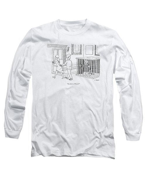 You Have A Picasso Long Sleeve T-Shirt