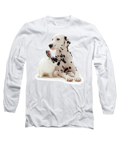 You Knocked My Spots Off Long Sleeve T-Shirt