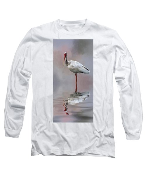 You Lookin' At Me? Long Sleeve T-Shirt by Cyndy Doty