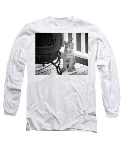 You Say Somethin Long Sleeve T-Shirt