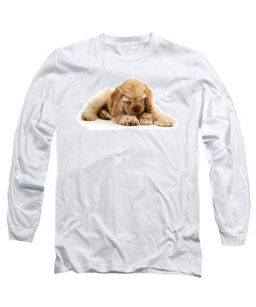 You'll Be Fine, Little Guy Long Sleeve T-Shirt