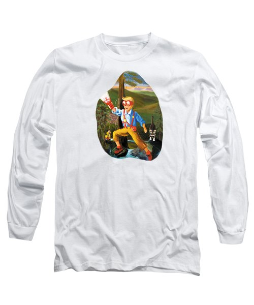 Young Explorer Long Sleeve T-Shirt