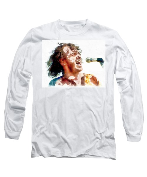 Young Joe Cocker Long Sleeve T-Shirt