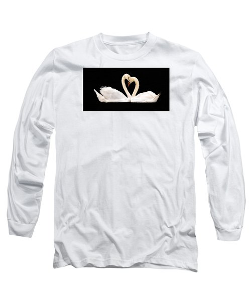 Young Love Long Sleeve T-Shirt by Cathy Donohoue