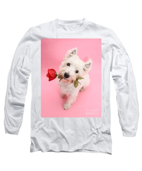 Your Valentine Every Day Long Sleeve T-Shirt