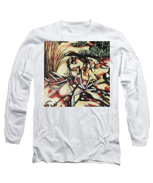 Zancara 1 Long Sleeve T-Shirt