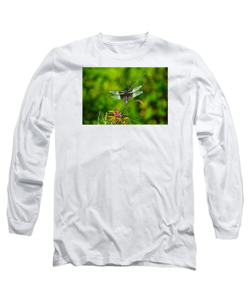 Zen Dragonfly 2 Long Sleeve T-Shirt