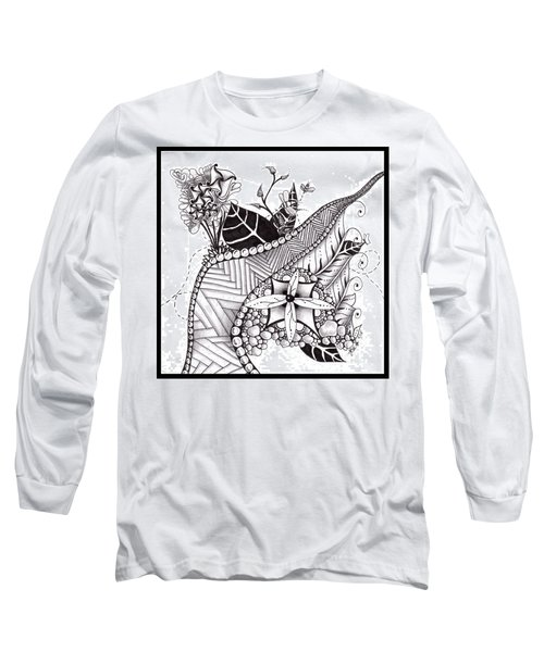 Zen Garden Long Sleeve T-Shirt