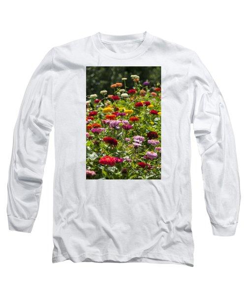 Zinniapaloosa Long Sleeve T-Shirt