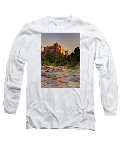 Zion Sunet Long Sleeve T-Shirt