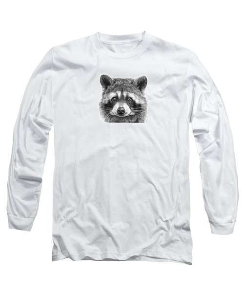 046 Zorro The Raccoon Long Sleeve T-Shirt