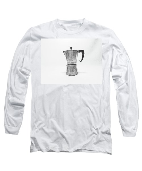 08/05/19 Cafetiere Long Sleeve T-Shirt